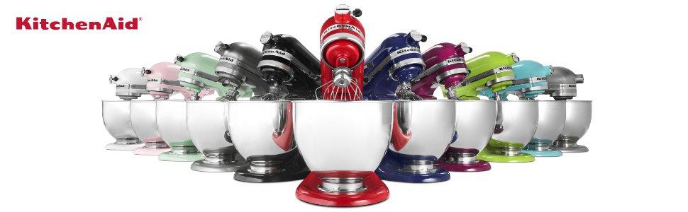 kitchenaid 5 quart stand mixer tv offer