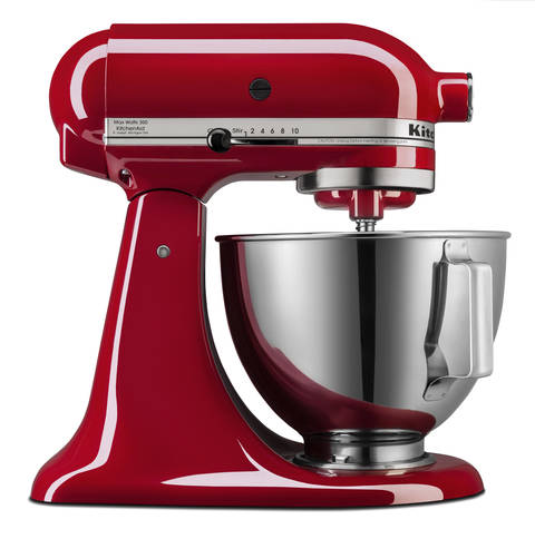 kitchenaid 5 quart stand mixer tv offer review