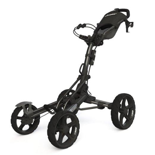 clicgear 8.0 golf push cart review