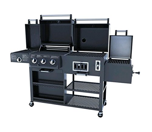 Cheap Smoke Hollow 4-in-1 Combo Grill Review