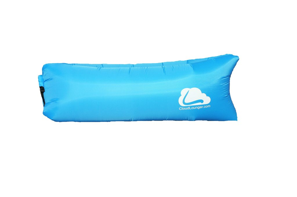 CloudLounger Inflatable Sleeping Bag for the Beach