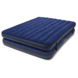 Intex Queen 2-in-1 Guest Airbed Mattress