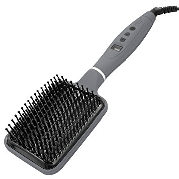 calista heated paddle brush review