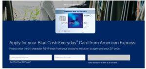 blue cash card